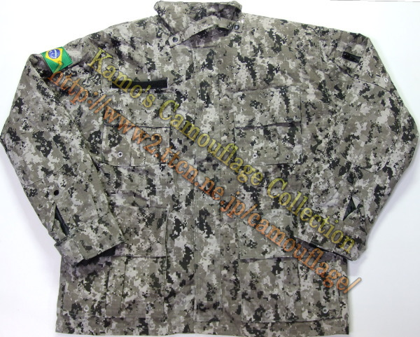 North And South America Camouflage Collection