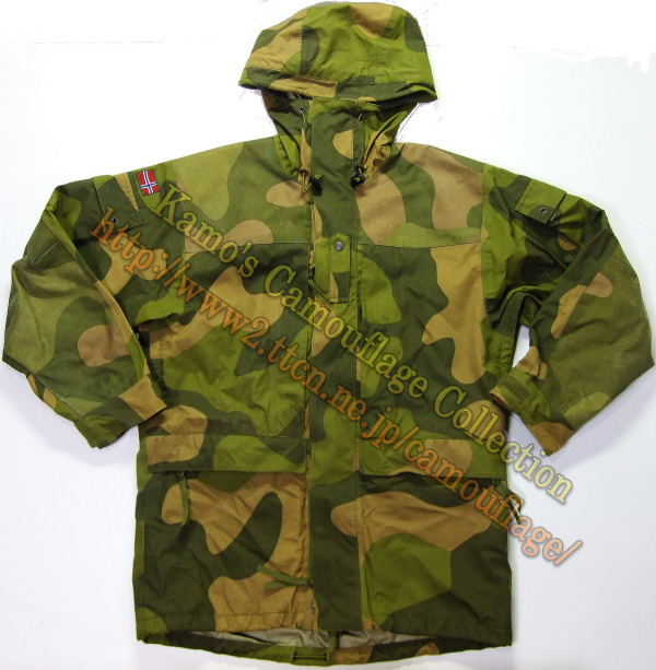 Norwegian Military Parka Covu Clothing