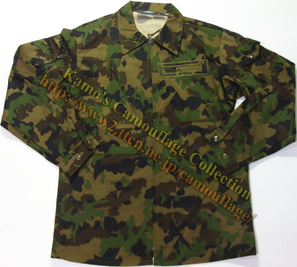 West And Center Europe Camouflage Collection