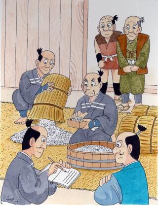 「農民 江戸時代 仕事」の画像検索結果