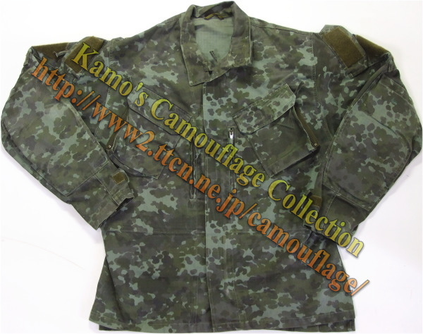 Russia And East Europe Camouflage Collection
