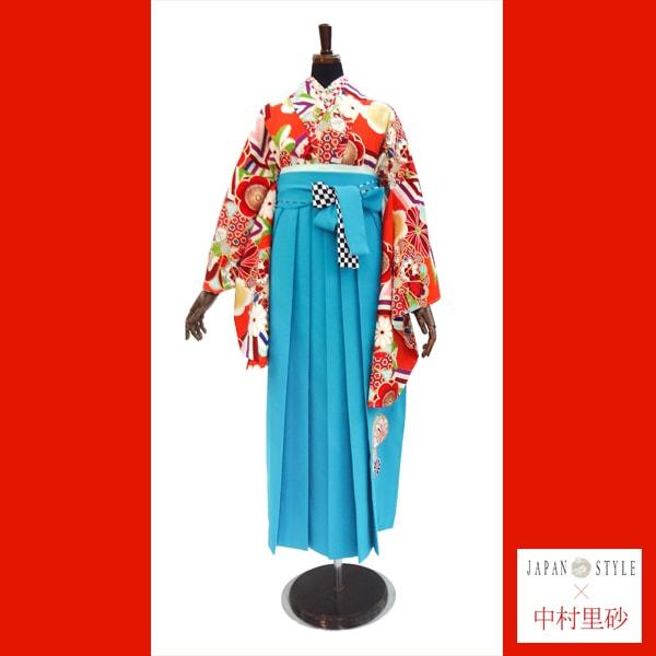袴レンタル|結婚式|着物も袴も中村理沙|No.100-138