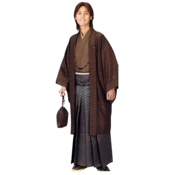 HL918男性(殿方)紋付袴黒